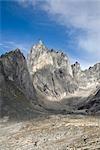 MT Monolith, Tombstone Territorial Park, Yukon, Kanada