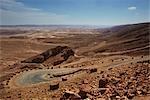 Road in Negev Desert, Israel