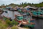 Fishing Boats, Phu Quoc Island, Vietnam