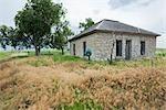 Abandoned House, Jaqua Township, Kansas, USA