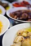 Food in a Deli