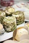 Cheese in a Deli