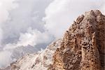 Mt Cristallo, Dolomites, Italy