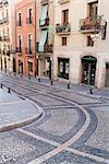 Street Scene, Tarragona, Catalunya, Spain