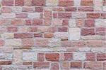 Sandstone Wall, Bavaria, Germany