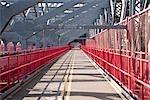 Williamsburg Bridge, Brooklyn, New York City, New York, USA