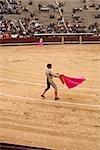 Matador, La Plaza de Toros de Las Ventas, Madrid, Spanien