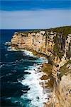 Cliffs, Royal National Park, New South Wales, Australia