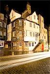 John Knox House, le Royal Mile, Edinburgh, Ecosse