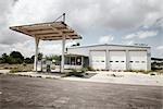 Gas Station, Marathon, Texas, USA