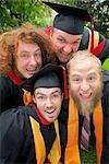 Portrait of Graduates