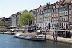 Frederiksholms Kanal, Copenhague, Sealand Nord, Danemark