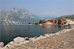 Lago di Garda, Torbole, Nago-Trebole, Trentino, Italy