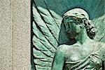 Pere Lachaise Cemetery, Paris, Ile de France, France