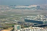 Hong Kong Internationaler Flughafen von Skyrail