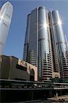 2IFC Tower & Exchange Square,Hong Kong