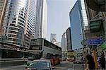 Central cityscape,Hong Kong