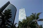 Bank of China Building & Citibank Plaza,Central,Hong Kong