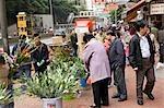 At Quarry Bay market,Hong Kong