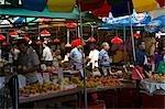 Food market,Shaukeiwan,Hong Kong