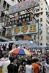 Women Street,Mongkok,Hong Kong