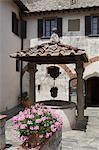 Radda, Chianti, Toskana, Italien, Europa