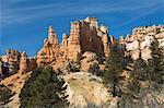 Cedar Breaks National Monument, Utah, États-Unis d'Amérique, Amérique du Nord