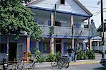 Vieille ville, le Village de Bahama, Key West, Floride, États-Unis d'Amérique (États-Unis d'Amérique), Amérique du Nord