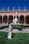 Le John et Mable Ringling Museum d'Art, Sarasota, Floride, États-Unis d'Amérique (États-Unis d'Amérique), Amérique du Nord