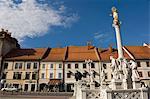 Slovénie, Europe