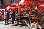 Dolac-Markt, Zagreb, Kroatien, Europa