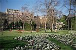 Parc Monceau, Paris, France, Europe