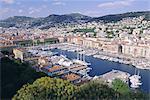 Le port, Nice, Alpes Maritimes, Cote d'Azur, Provence, France, Europe