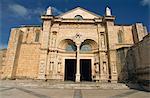 Cathédrale de Santa Maria la Menor, Zone coloniale, patrimoine mondial de l'UNESCO, Saint-Domingue, République dominicaine, Antilles, Amérique centrale