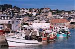 Front de mer, Trouville, Basse Normandie (Normandie), France, Europe