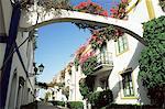 Appartements Club de Mar, Puerto de Mogan, Gran Canaria, Iles Canaries, Espagne, Europe