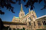 Cathédrale, Chichester, West Sussex, Sussex, Angleterre, Royaume-Uni, Europe