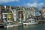 Port de Weymouth, Dorset, Angleterre, Royaume-Uni, Europe