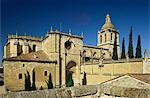 Cathédrale, Ciudad Rodrigo, près de Salamanque, Castille León, Espagne, Europe