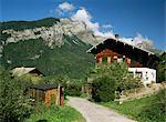 Sixt Fer A Cheval, Haute-Savoie, Rhone Alpes, France, Europe