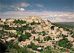 Village of Gordes, Vaucluse, Provence, France, Europe