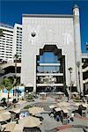 Cour de Babylone, Kodak Theater (site de la cérémonie de remise des Academy), Hollywood Boulevard, Hollywood, Los Angeles, Californie, États-Unis d'Amérique, Amérique du Nord