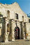The Alamo, San Antonio, Texas, United States of America, North America