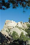 Mont Rushmore, South Dakota, États-Unis d'Amérique, l'Amérique du Nord