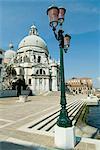 Chiesa di Santa Maria della Salute, Venise, UNESCO World Heritage Site, Veneto, Italie, Europe