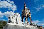 Albert Memorial, South Kensington, London, England, Vereinigtes Königreich, Europa