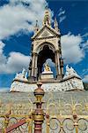 Albert Memorial, South Kensington, London, England, United Kingdom, Europe