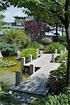 Jardins japonais, Monte Carlo, Monaco, Europe