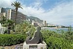 Larvotto Beach, Monte Carlo, Monaco, Mediterranean, Europe