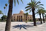 Opéra, maison du Théâtre Royal, Marrakech, Maroc, l'Afrique du Nord, Afrique